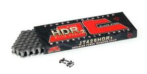 HDR2 JT 428 Heavy Duty Motorcycle Drive Chain 100 Links with Split Link
