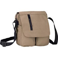 Multi-pocket shoulder bag in 4 colors options. Ideal for everyday use or travel.
