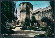 Ancona Jesi Iesi Foto FG cartolina D8896 SZA