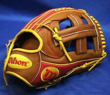 "Wilson A20RB18DP15GM (11.75"") Infield Baseball Glove"