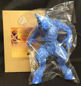 The 7th Voyage of Sinbad Ray Harryhausen Giant Cyclops Blue Figure - NEW!!!