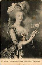 CPA Marie-Antoinette, reine de France Royalty Nobelty (314331)