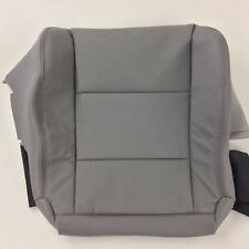 Toyota Land Cruiser Drivers Seat Bottom 1998-2004 Factory Grey Leather OE Fit