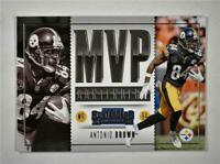 2017 Contenders MVP Contenders #MC-11 Antonio Brown