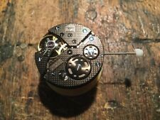 Tag Heuer originale calibro 01 ETA 6498-1 Swiss cronometri PVD nero rifinita