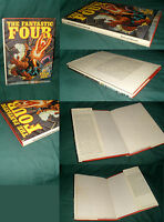 MARVEL FIRESIDE: THE FANTASTIC FOUR BY STAN LEE, HARDCOVER, HC 1ST PRINTING 1979