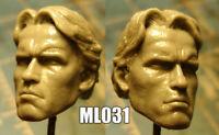 "ML031 Custom Cast Arnold head use with 6"" Marvel Legends figures"