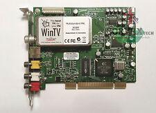 Dell 0MG299 Hauppauge WinTV PRV II 26589 PCI TV Tuner