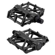 Componentes y piezas negros de aleación para bicicletas BMX
