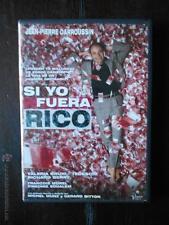 DVD SI YO FUERA RICO - JEAN-PIERRE DARROUSSIN (5I)