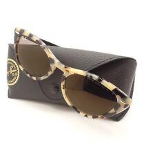 c269e91254 Ray Ban 4314 N Nina 1251 39 Havana Beige Gold Gray Sunglasses New Authentic