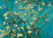 VINCENT VAN GOGH - Mandorlo in fiore - ART PRINT Large