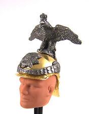 "Elite Brigade Metal Prussian Guard Du Corps Helmet for 12"" GI Joe"