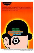 A Clockwork Orange Movie Poster A1 High Quality Canvas Art Print