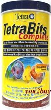 Tetra Bits Complete - 300 g / 1000 ml - Nean Tetra Fish Food Imported - you2buy