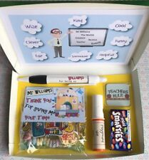 Teacher Hamper Gift Sir Thank You Personalised end of year
