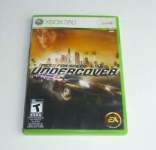 Need For Speed Undercover Xbox 360 Good Condition Tested