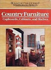 Country Furniture : Cupboards, Cabinets and Shelv