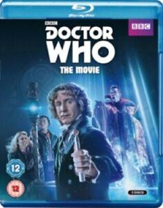 Doctor Who The Movie (Paul McGann, Eric Roberts) New Region B Blu-ray