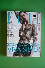 ELLE MODA ITALIA APRILE 2007 MADDELEINE BERREVOETS CILIAN MURPHY ANNA MOLINARI