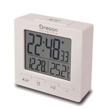 Orologio Radiocontrollato con Doppio Allarme Sveglia Calendario Anno Mese Giorno