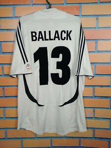 Ballack Germany Jersey 2005 2006 Home Size XL Shirt Soccer Adidas