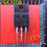 5pcs 2SK2700 K2700 TO-220F Transistor New Original