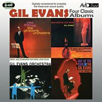 Gil Evans - Four Classic Albums (New Bottle Old Wine / Great Jazz [CD]