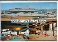 CP 95 Val d'Oise - Roissy-en-France - Aéroport Charles-de-Gaulle