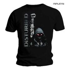 Camiseta Oficial perturbado inmortalizada 'Up Yer' Militar Puño todos los tamaños