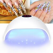 36W Professional Nail Dryer Induction Lamp For All Gels Nail Polish Led UV Lamp