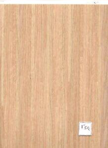 RED OAK FLOORING SHEET - peel & stick -   1/12 scale dollhouse miniature   #2386