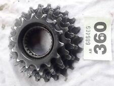 Vintage Maillard 5 speed freewheel 14-24T