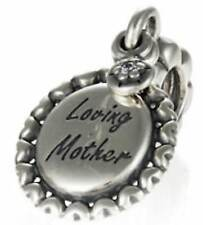 New Genuine Pandora Loving Mother Pendant Charm With Cubic Zirconia 791127CZ