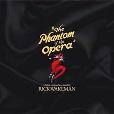 THE PHANTOM OF THE OPERA (RED VINYL) - WAKEMAN,RICK  2 VINYL LP NEW+