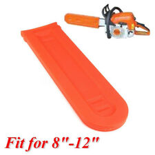 "Chainsaw Bar Protective Cover 8""- 12"" Scabbard Guard fit for Stihl Husqvarna"