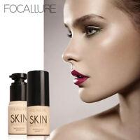 Face Full Coverage Liquid Foundation Concealer BB Cream Moisturizing Oil-control
