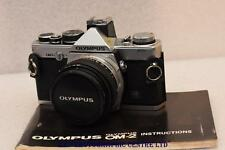 Olympus OM2-n MD inc Zuiko 50mm F1.8 Lens  GOOD CONDITION OM2N OM2n