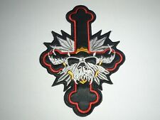 DANZIG EMBROIDERED PATCH