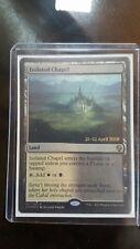 Isolated Chapel MTG Magic the Gathering Dominaria Pre-Release Foil Rare Promo