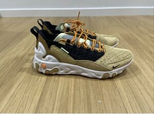 "Nike React ""the 10th"" Brown/White Size 9.5 US"