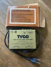 Tyco Train Power Supply  Model 899T Hobby Transformer  OG Box