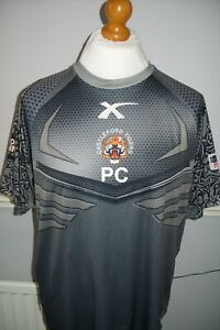 LARGE CASTLEFORD TIGERS OFFICIAL XBLADES TRAINING TEE SHIRT *PC*