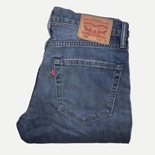 Levis 511™ 32 32 Mens Jeans Slim Fit Light Blue Stretch Denim ENGINEERED