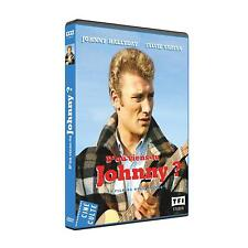 "DVD "" D ou viens tu Johnny?""  JOHNNY HALLYDAY   NEUF SOUS BLISTER"