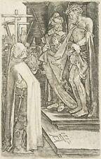 BUNDELE nach A.DÜRER: Ecce Homo, 19. Jhd, Kupferstich