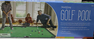 HearthSong Golf Pool Indoor Family Game