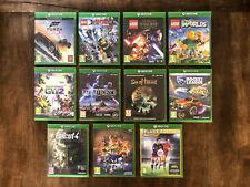 Verschiedene Xbox One Spiele