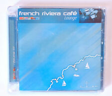 CD ALBUM / FRENCH RIVIERA CAFE LOUNGE / ANNEE 2006