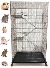 "55"" Large 5 level Ferret Chinchilla Sugar Glider Rat Mice Hamster Gerbil Cage"